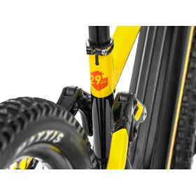 Mondraker Level R E-MTB Full Suspension yellow/black